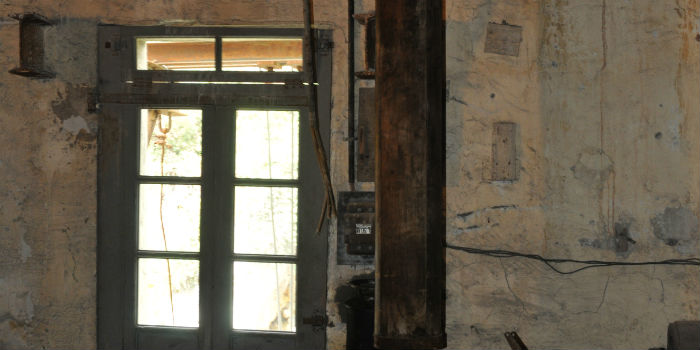 salle des meules des moulins