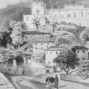 Dessin de Cockx vers 1855