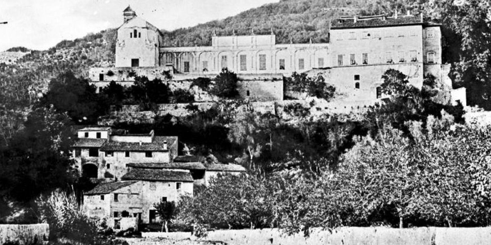 le château de saint-andre 1860