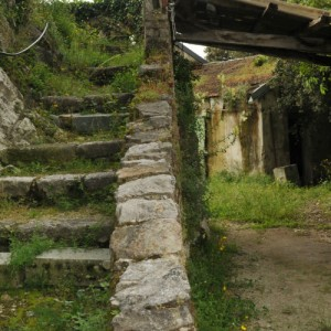 escalier moulins saint-andré de la roche